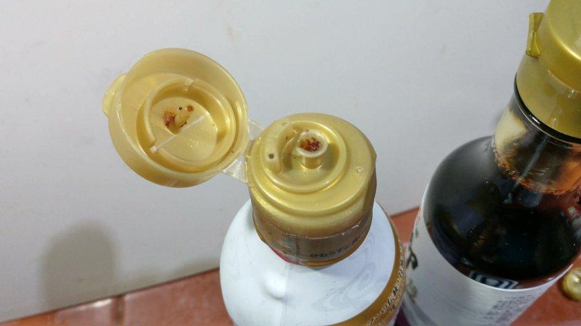日本龜甲萬 御用藏生的瓶蓋