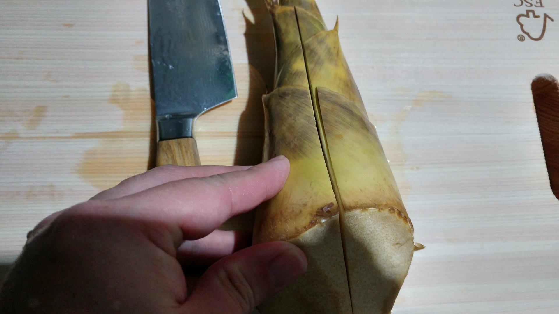煮沙拉筍的方法