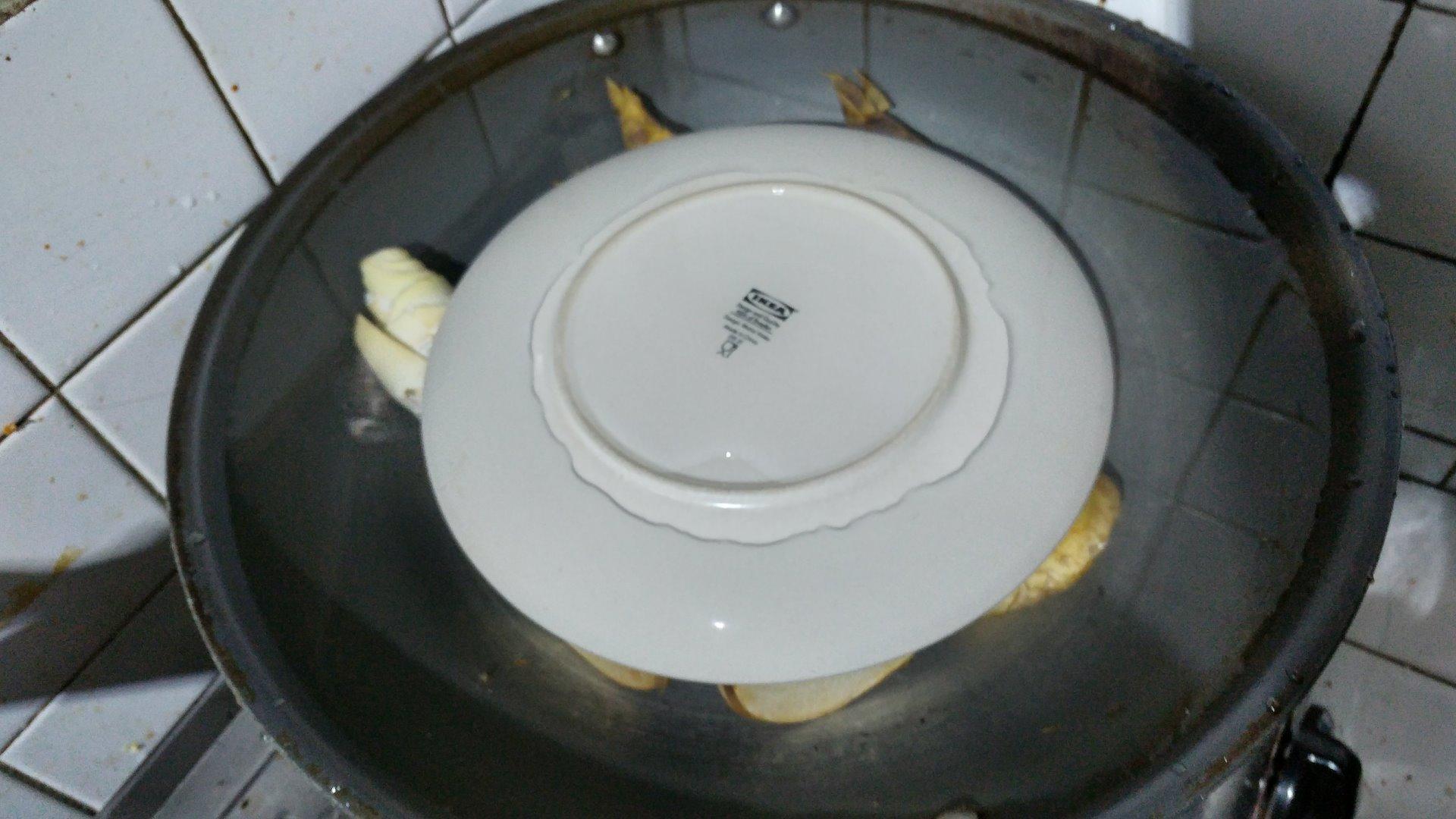 煮沙拉筍的方式