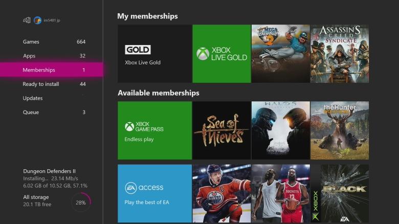 180501-安裝的Xbox遊戲