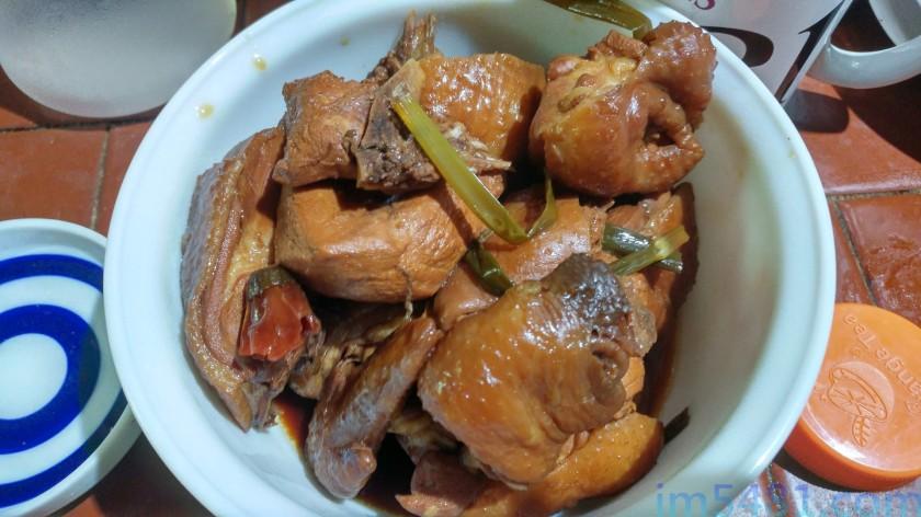 金蘭便利滷味醬滷土雞肉