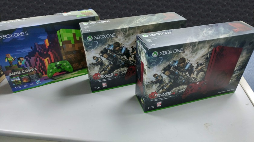 Xbox one S-01
