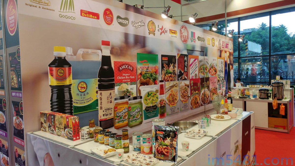 新加坡 虎標醬油跟廣祥泰醬油已經有代理商進口到台灣