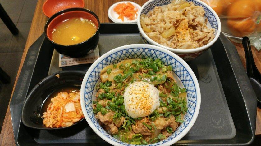 常見會用到味醂的日本料理 牛丼跟豬肉丼-01