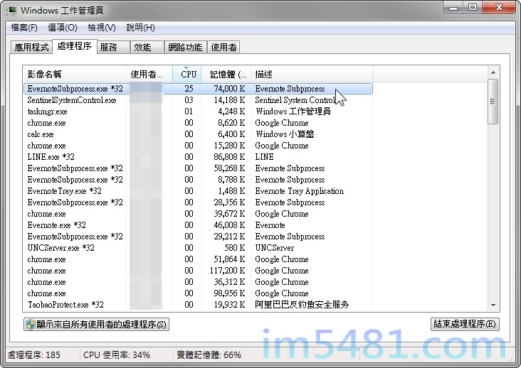 EvernoteSubprocess CPU loading-01