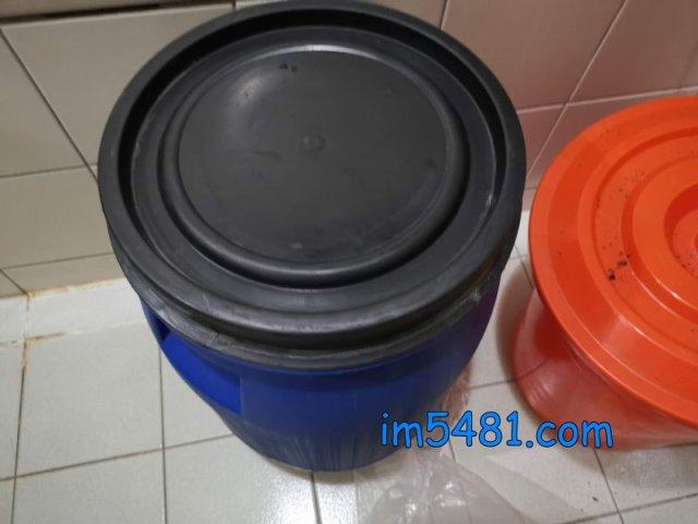 30L化學桶蓋上密封蓋