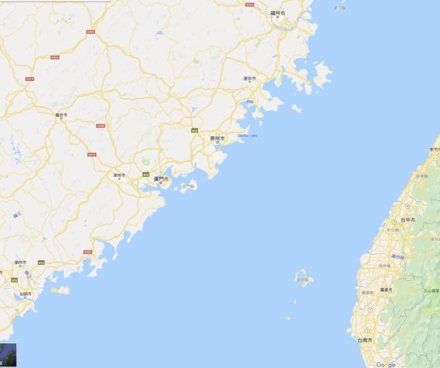雲嘉南-泉州漳州、潮汕為主,福州也有,但較少