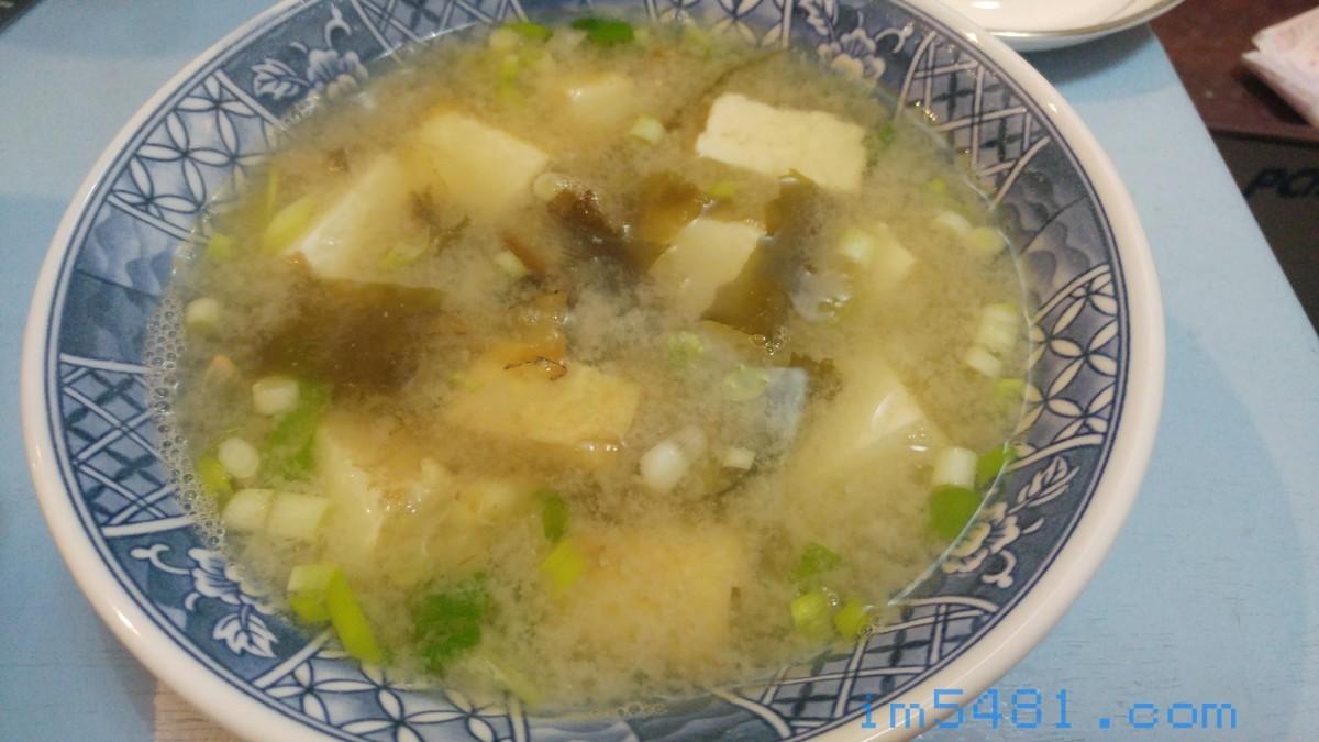 好喝的台灣式味噌湯作法