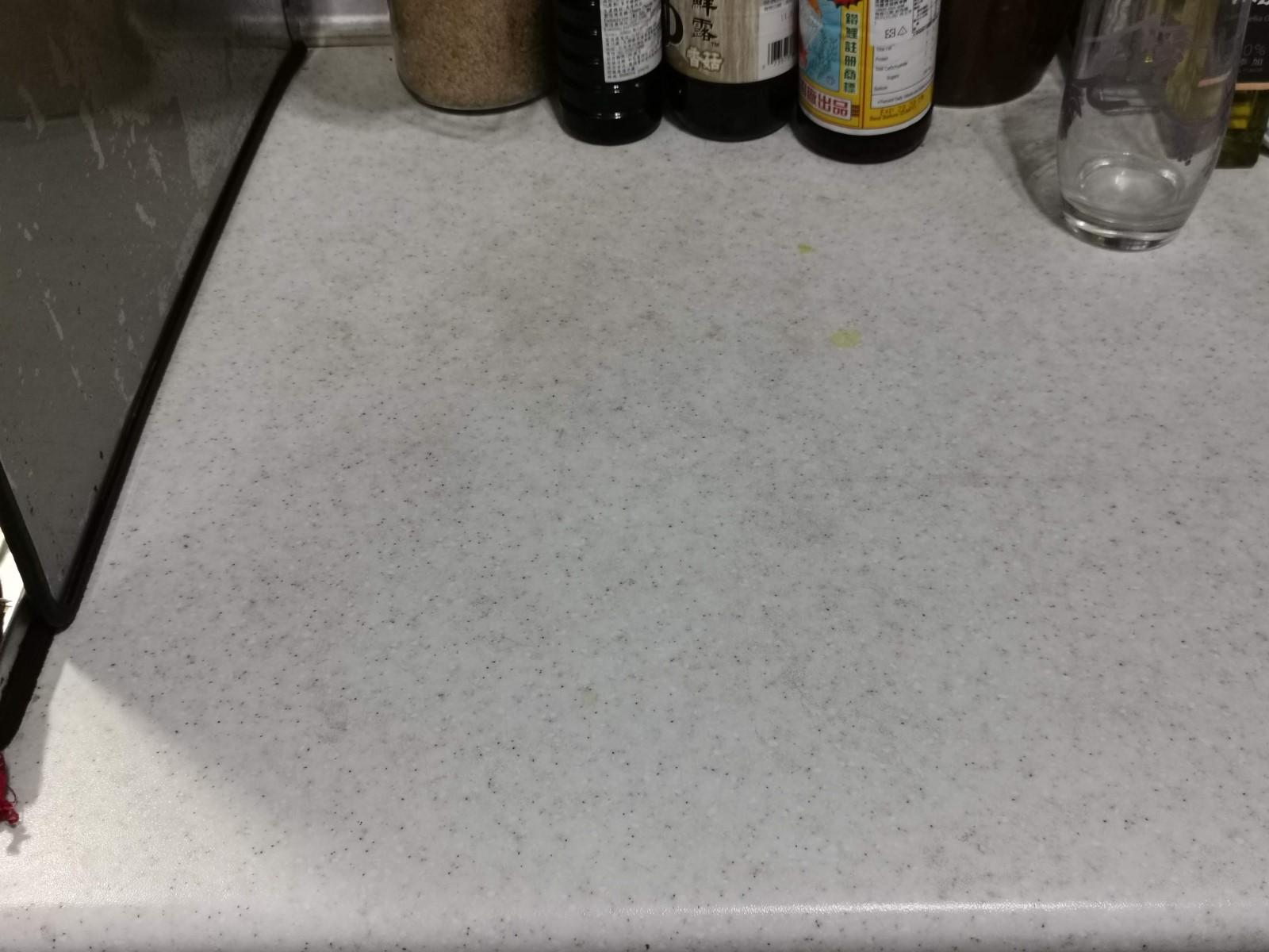 整個檯面都不黏不黑了