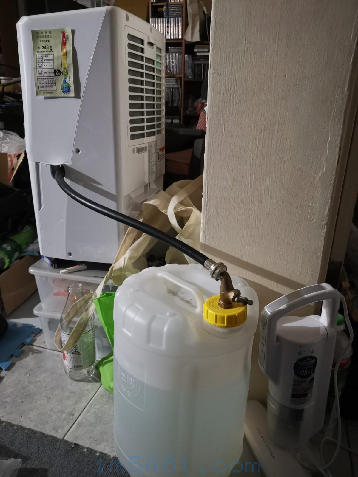 20200131惠而浦 26.5L節能除濕機 WDEE60AW在寒流來時,依然正常除溼
