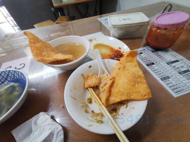 阿姬意麵-顛覆觀感的肉燕酥湯