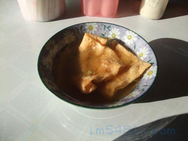 阿桐意麵-肉燕酥湯