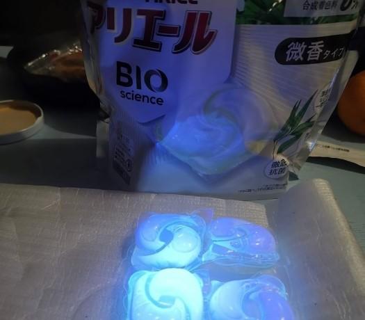Ariel BIO 微香洗衣膠囊,說什麼BIO科技可以增強清潔、抗菌、穿著防臭?結果效果非常差!